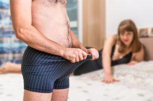 symptome probleme erection